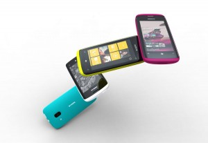 Concept Nokia Windows Phones