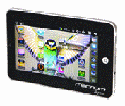 LACS Android Tablet