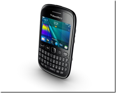 BlackBerry Curve 9220 launched in India @ Rs 10,990